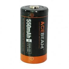 Acumulator Li-ion 550mAh Acebeam IMR16340N P-550A