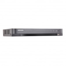 DVR Turbo HD HikVision Acusense IDS-7204HUHI-K1/4S, 4 canale, 8 MP