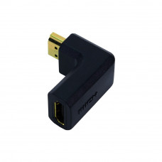 Adaptor HDMI SCHRACK TOOLLESS LINE, 90 grade