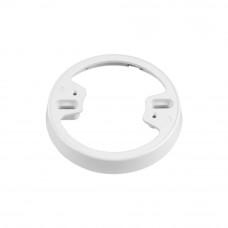 Adaptor pentru montare soclu Hochiki YBD-RA(WHT), cablu 2.5mm2, ABS alb