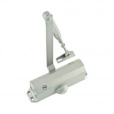 Amortizor hidraulic pentru usa YALE 30-0300-0001-00-6001, 80 Kg, argintiu
