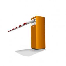 Bariera de acces automata Automatic Systems E/B229/003, 1-4 sec, 3 m, 230 V