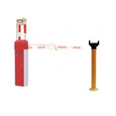 Bariera de acces cu brat articulat Genway GNV-BA-02-A / GNV-BA-02-B, 4-6 sec, 5 m