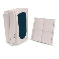 Bariera reflexie IR de fum AVS Electronics BF 100 R, 5 - 100 m, 1000 m2, LED
