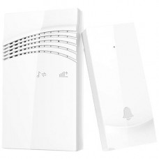 Sonerie wireless cu touch WD-BD04, raza functionare 280 m, 433.92 MHz, IP 44
