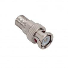 Conectori BNCM BNCM-FC(P10) (tata) la conector F (mama) 30mm