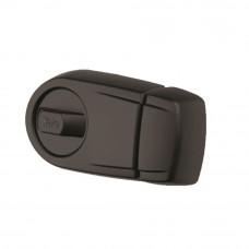 Broasca aplicata YALE Y2T-LGSV, cheie, metal, interior/exterior