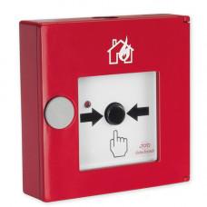 Buton de incendiu conventional Detectomat CT 3300 PBDH-ALU-R