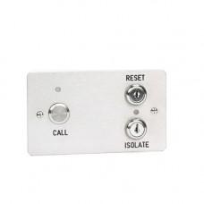 Buton izolabil cu comutator Qunatec C-TEC QT602KSI/SS