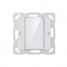 Buton KNX modular CHPLE-02/02.1.00, 2 canale, BUS