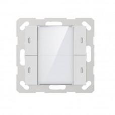 Buton KNX modular CHPLE-04/02.1.00, 4 canale, BUS