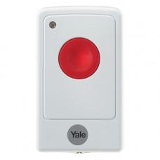 Buton de panica wireless Yale 60-A100-00PB-SR-5011, compatibil SR-2300I