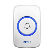 Buton wireless pentru kit alarma Kerui KR-F51, 433.92 MHz, 100 m