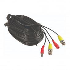 Cablu CCTV YALE SV-BNC18, 18 m
