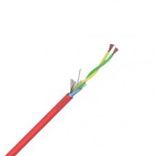 Cablu de incendiu Fender HF2X8/10E120, rola 100 m, 2 fire, 2x0.8 mm