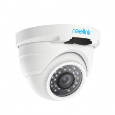 Camera de supraveghere Dome IP Reolink RLC-420-5MP, 5 MP, IR 30 m, 4 mm