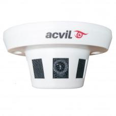 Camera mascata in detector de fum Acvil LSDCHTC130J