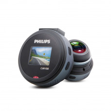 Camera pentru masina Philips CVR108, 2 MP, ecran 1 inch