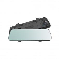 Camera pentru masina T109, 2 MP, detectia miscarii, auto ON/OFF, ecran 9.66 inch Touch