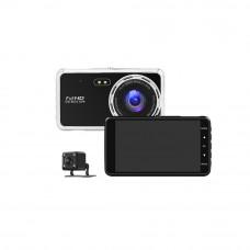 Camera pentru masina T500 MS, 2 MP, 4 inch, GPS, LDWS / FCWS
