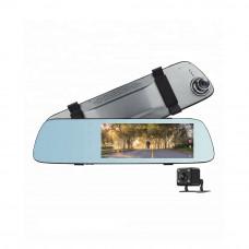 Camera pentru masina T709, 2 MP, detectia miscarii, auto ON/OFF, ecran 7 inch
