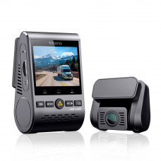 Camera pentru masina VIOFO A129 Pro Duo, 8 MP, WiFi, GPS, detectia miscarii