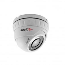 Camera supraveghere dome Acvil AHD-DV30-1080PL, 2MP, IR 30m, 2.8-12mm