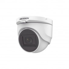 Camera supraveghere Dome Audio HikVision TurboHD DS-2CE76D0T-ITMFS