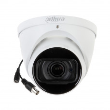 Camera supraveghere dome Dahua HAC-HDW1200T-Z-A, 2 MP, IR 60 m, 32.7 - 12 mm, motorizat, microfon