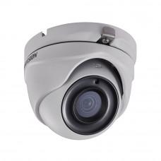 Camera supraveghere Dome Hikvision DS-2CE56H0T-ITME, 2 MP, IR 20 m, 2.8 mm, PoC