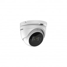 Camera supraveghere Dome Hikvision TurboHD DS-2CE79U1T-IT3ZF, 8 MP, IR 60 m, 2.7 - 13.5 mm