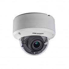 Camera supraveghere Dome Hikvision Ultra Low Light DS-2CE59H8T-VPIT3ZF, 5 MP, IR 60 m, 2.7 - 13.7 mm motorizat