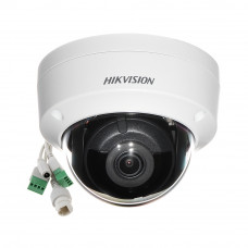 Camera supraveghere Dome IP Hikvision DS-2CD2185FWD-IS, 8 MP, 30 m, 2.8 mm