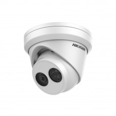 Camera supraveghere Dome IP Hikvision DS-2CD2343G0-IU, 4 MP, IR 30 m, 2.8 mm