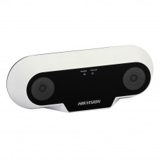 Camera supraveghere Dome IP Hikvision IDS-2CD6810F-IV/C, Dual lens, 2.8mm, People Counting