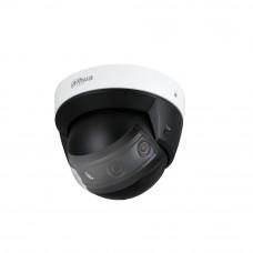 Camera supraveghere Dome IP multisenzor exterior Dahua IPC-PDBW8802-A180-H-E4-AC24V, 4x2MP, IR 30, 5 mm