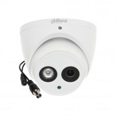 Camera supraveghere exterior Dahua HAC-HDW1200EM-POC-0280B, 2 MP, IR 50 m, 2.8 mm, PoC