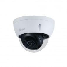 Camera supraveghere IP Dome Dahua IPC-HDBW3541E-AS, 5 MP, IR 50 m, 2.8 mm, AI