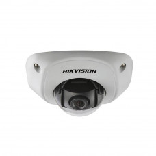Camera supraveghere IP Dome Hikvision DS-2CD2510F, 1 MP, PoE, 2mm