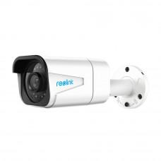 Camera supraveghere IP exterior Reolink RLC-511-5MP, 5 MP, IR 30 m, 2.7 -12 mm, motorizat, 4x, microfon