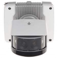 Camera supraveghere IP multisenzor exterior Dahua IPC-PF83230-A180-H-E4-0450B-DC36V, 4x8MP, 25 FPS, 4.5 mm