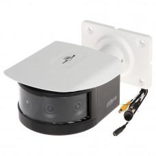 Camera supraveghere IP multisenzor exterior Dahua IPC-PFW8802-A180-H-E4-AC24V, 4x2MP, IR 30 m, 5 mm