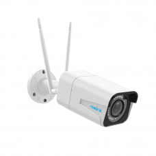 Camera supraveghere IP wireless Reolink RLC-511W, 5 MP, IR 30 m, 2.7 -12 mm, motorizat, 4x, microfon