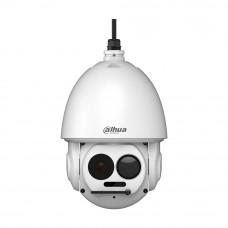 Camera supraveghere termica IP de exterior Dahua TPC-SD8420-TB, 2 MP. IR 150 m, detectie incendiu/temperatura