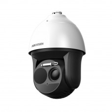 CAMERA TERMICA IP SPEED DOME HIKVISION DS-2TD4136-50 DUAL