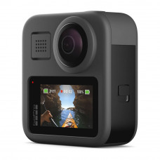 Camera video pentru sportivi GoPro Max 360, 6K, WiFi, GPS