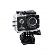 Camera video pentru sportivi National Geographic 9083000, Full HD, 1.5 inch, 140 grade