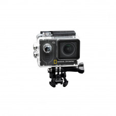 Camera video pentru sportivi National Geographic 9683002LC1000, 4K, WiFi, rezistenta la apa
