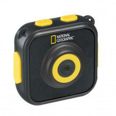 Camera video pentru sportivi National Geographic 9683200, HD, 1.5 inch, 80 grade