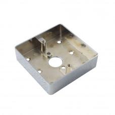 Carcasa pentru montare buton MBB-801B-M, aparent, aliaj de zinc